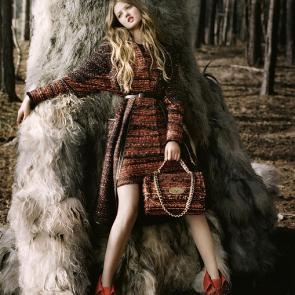 Mulberry - Automne/hiver 2012-2013