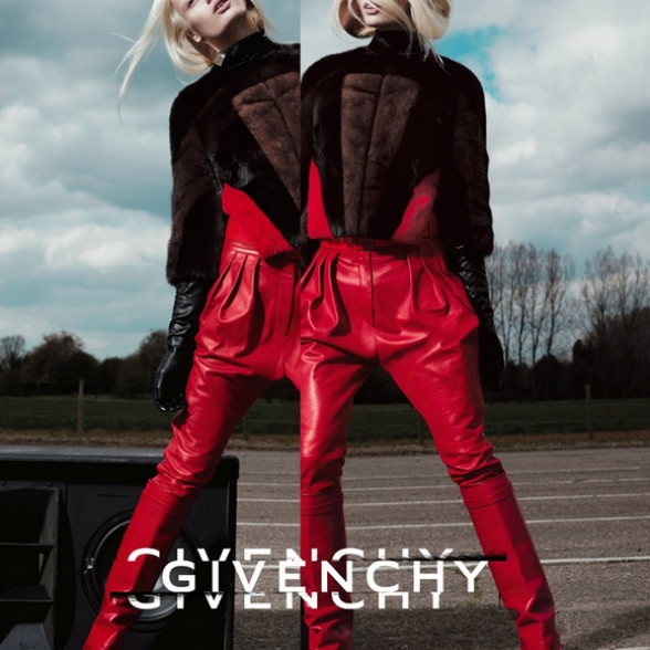 Givenchy - Automne/hiver 2012-2013