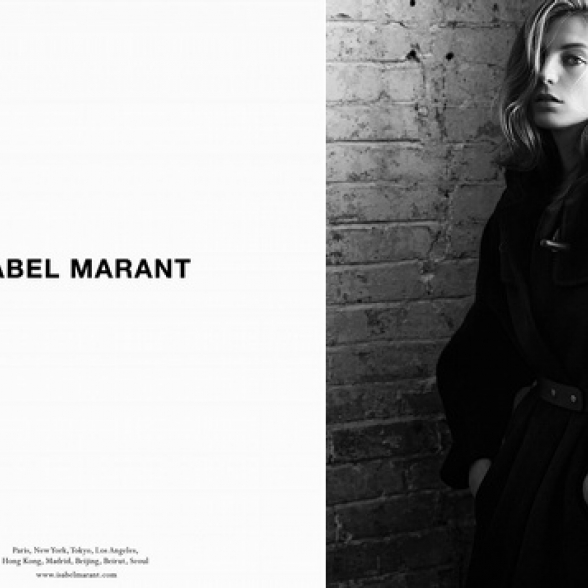 Isabel Marant - Automne/hiver 2013-2014