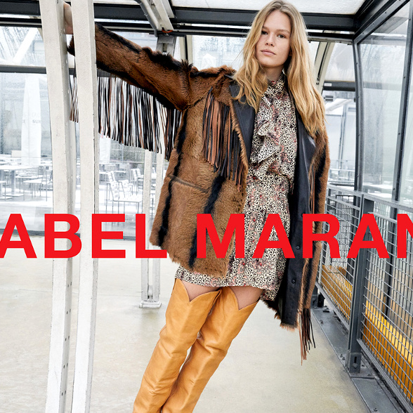 Isabel Marant - Automne/hiver 2018-2019