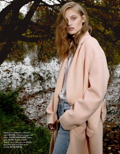 La Mode - Magazine cover