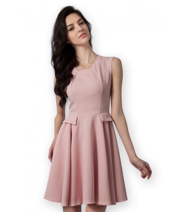 robe rose p le avec quoi la porter pour un bapt me. Black Bedroom Furniture Sets. Home Design Ideas