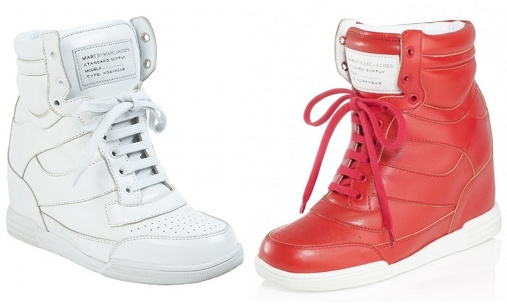 Sneakers compensées Marc by Marc Jacobs