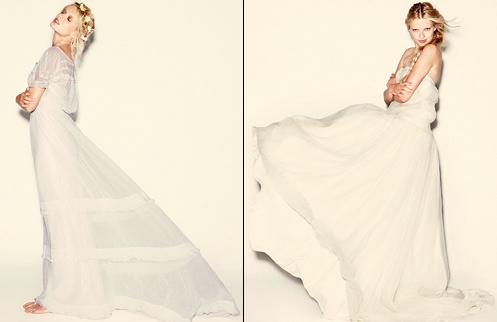 Robes de mariée Delphine Manivet