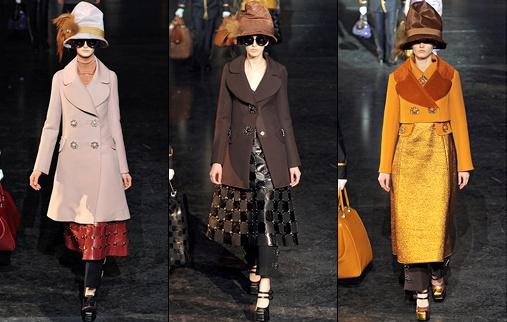 Défilé Louis Vuitton 2013