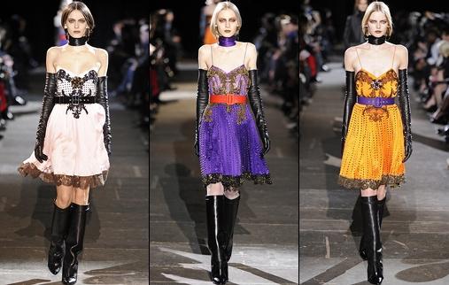 D�fil� Givenchy 2013