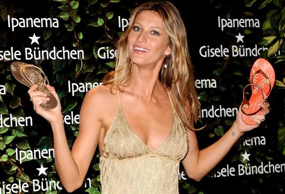 Gisele Bündchen pour H&M