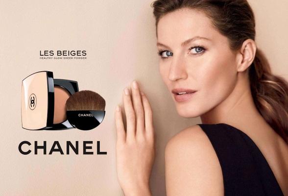 Gisele Bündchen pour Chanel