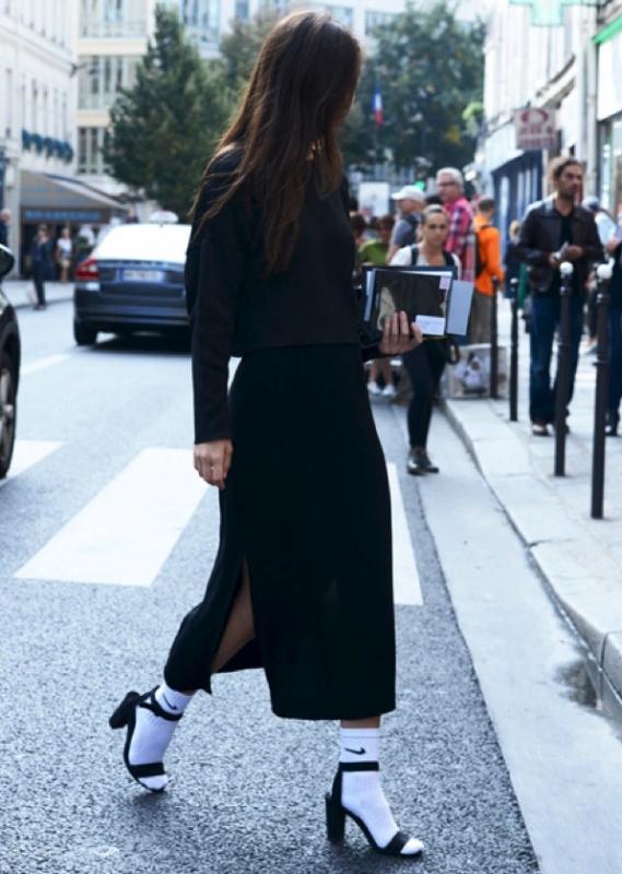 La Chaussette Nouvel Accessoire Trendy Tendances De Mode