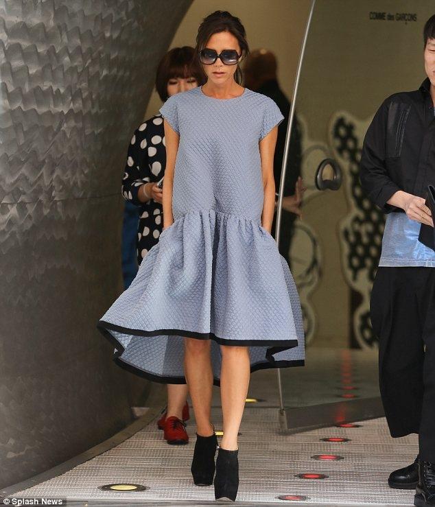Victoria Beckham, le bon style