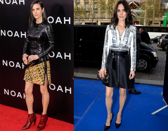 Jennifer Connelly en Louis Vuitton