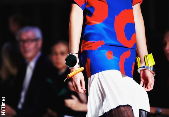 Les 40 commandements fashion du printemps 2014