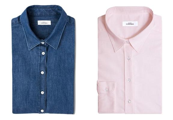 Chemises Maison Standards