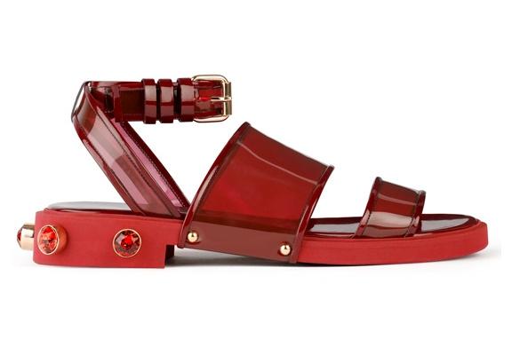 Sandales bijoutées