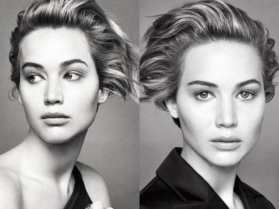 Jennifer Lawrence - Campagne Dior 2014
