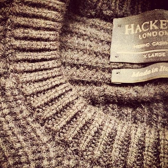 Gros pull Hackett