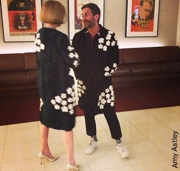 Marc Jacobs en Prada