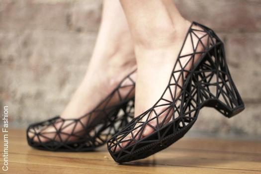Sandales imprim�es en 3D