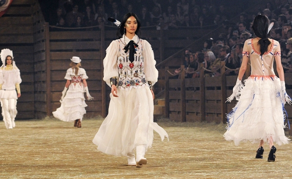 Défilé Chanel Métiers d'Art 2014