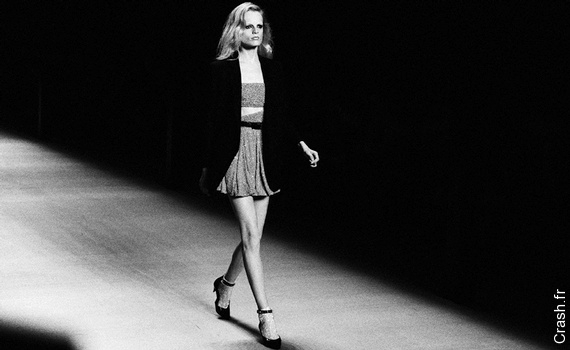 Défilé Saint Laurent Paris