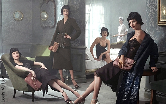 Campagne Louis Vuitton 2014