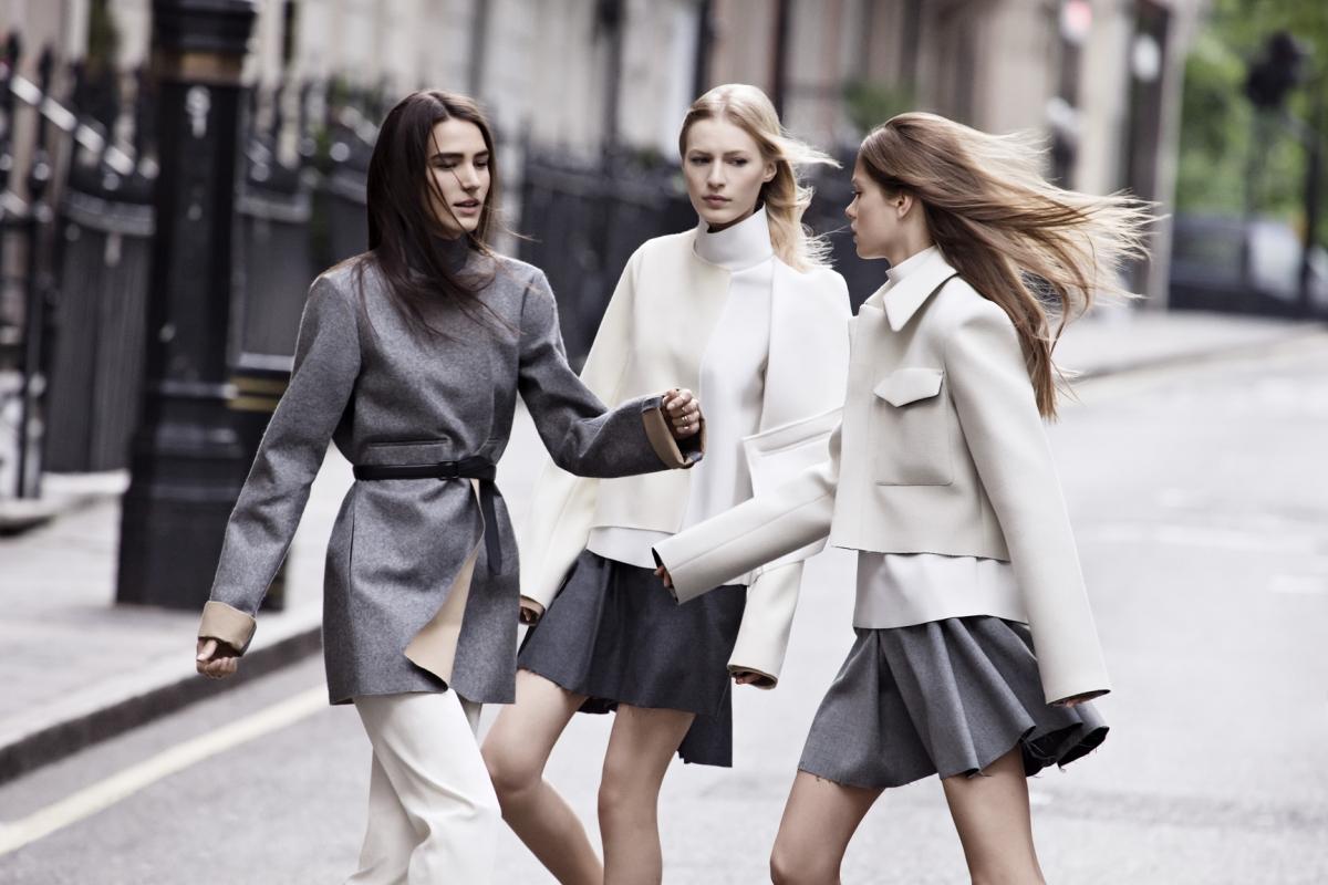 9e9d0c5ae4b Zara - Collection automne hiver 2013-2014 - Tendances de Mode