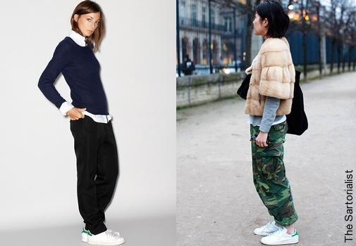 Adidas Stan Smith - Phoebe Philo & Streetstyle