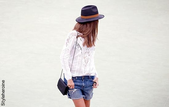 La blouse romantique