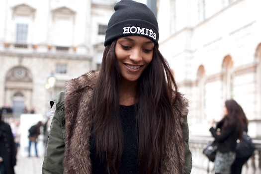 Jourdan Dunn - Homi�s