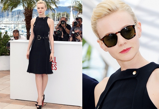Carey Mulligan à Cannes