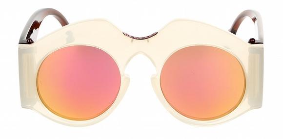 Les lunettes extravagantes