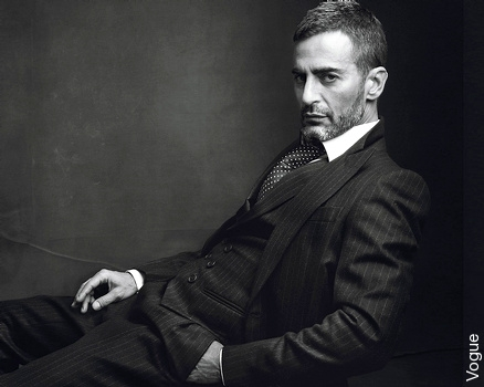 Marc Jacobs pr Vogue