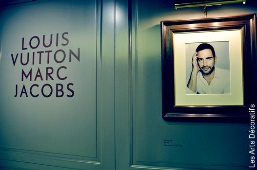 Marc Jacobs et Louis Vuitton aux Arts Décoratifs