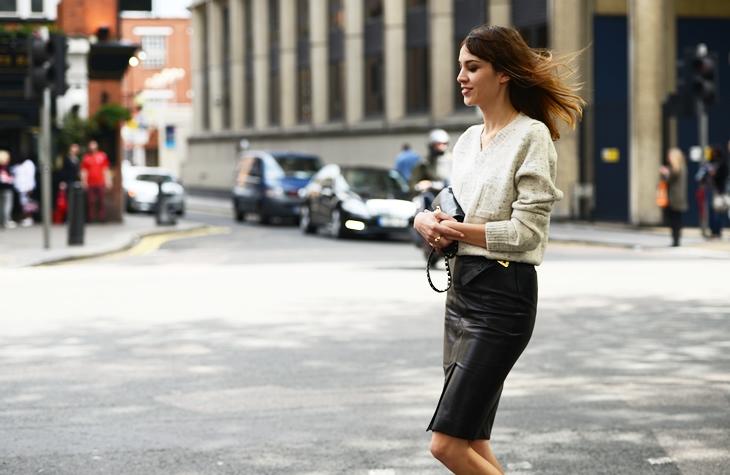 26c8fe1de5e971 La jupe crayon : comment la porter ? - Tendances de Mode