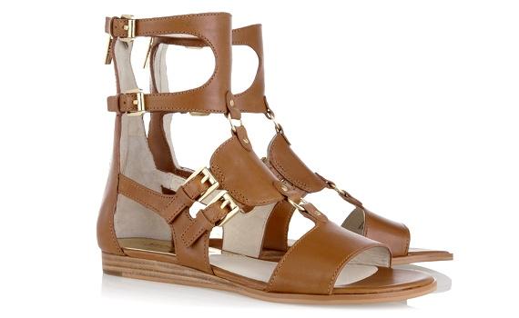 Sandales gladiateurs