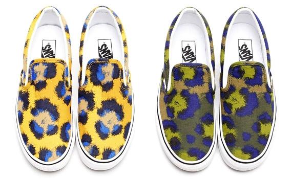 Sneakers Vans x Kenzo
