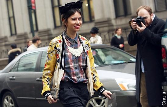 New York Streetstyle - Hiver 2013