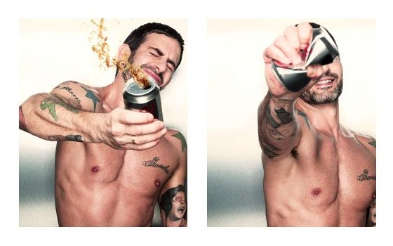 Marc Jacobs x Coca-Cola light
