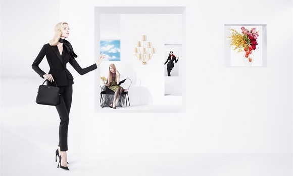 Dior - Campagne printemps/�t� 2013
