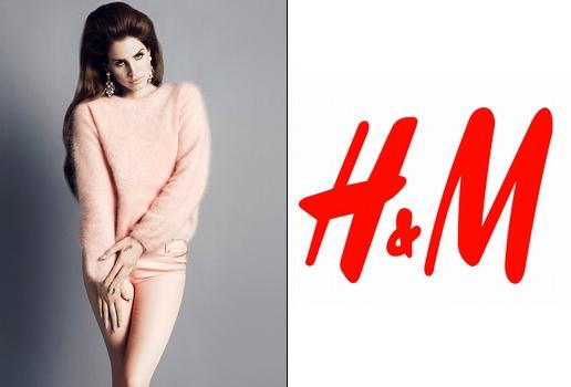Lana Del Rey x H&M