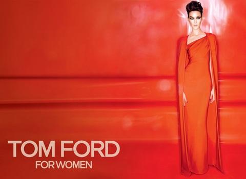 Campagne Tom Ford 2012-2013