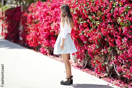 Look noir et blanc
