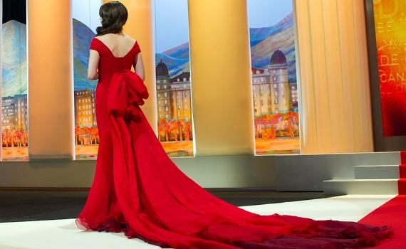 Robes � tra�ne
