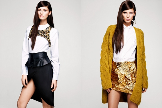 H&M - Collection automne/hiver 2012-2013