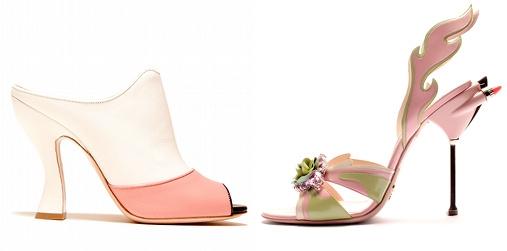 Chaussures - Tendance 2012