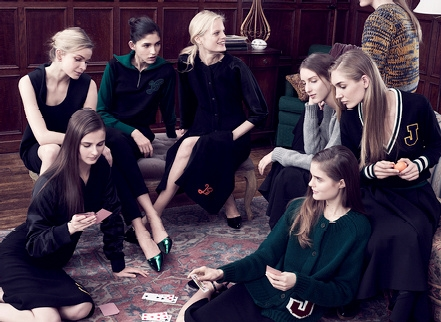 Collection Pre-Fall Jil Sander 2012