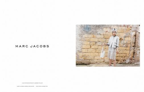 Xiao Wen Ju - Campagne Marc Jacobs