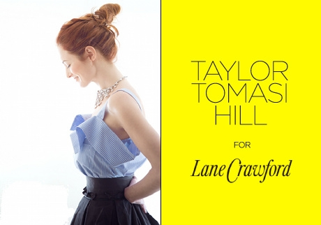Taylor Tomasi x Lane Crawford