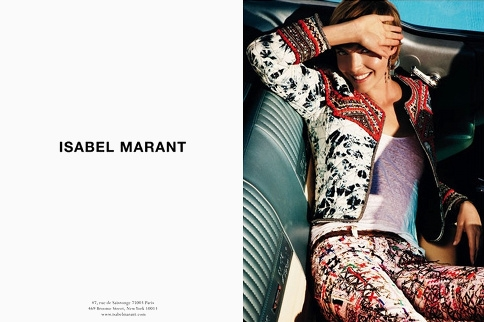 Isabel Marant - Arizona Muse