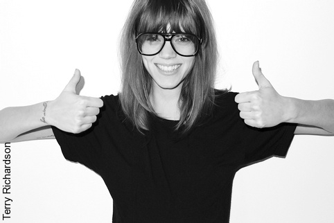 Freja Beha par Terry Richardson